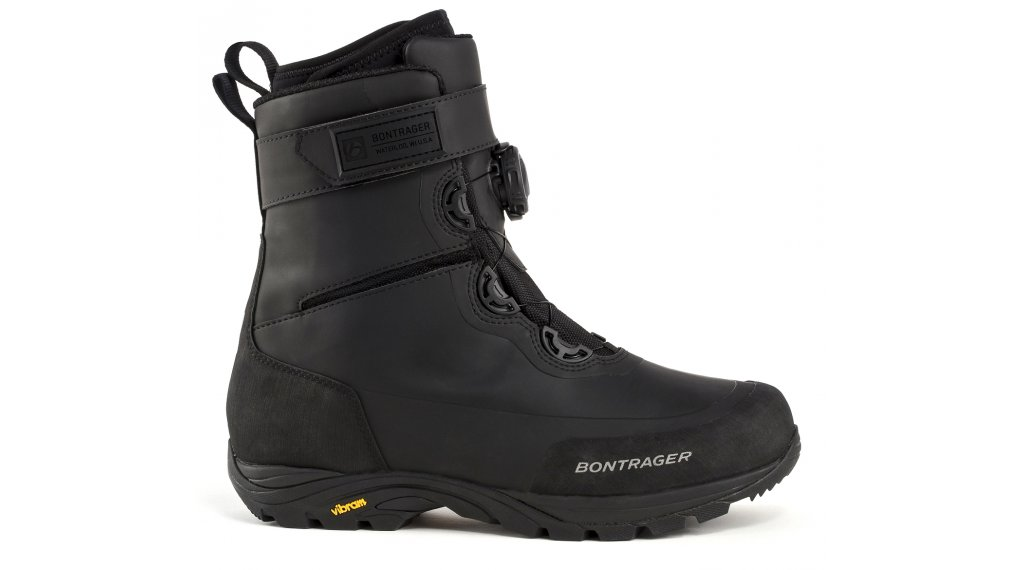 Bontrager OMW winter bike- shoes men size 40.0 black