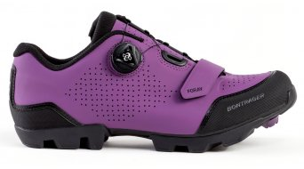Bontrager Foray bike shoes ladies size 42.0 purple lotus