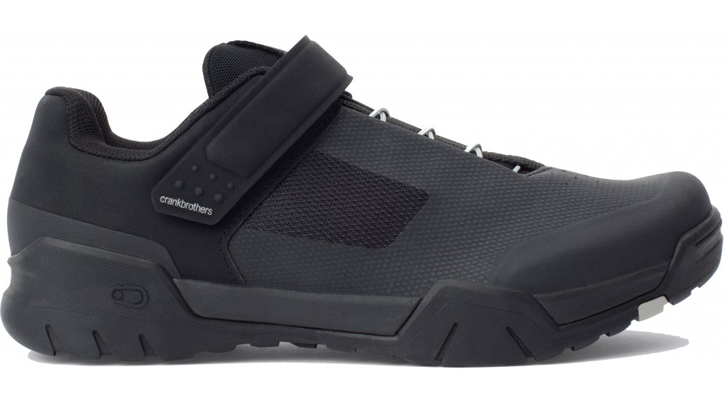 CrankBrothers Mallet E Speedlace MTB-Schuhe Gr. 40.0 (7.5) black/silver