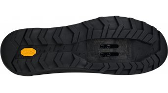 Fizik Terra Ergolace X2 MTB-Schuhe Gr. 41.0 black/black