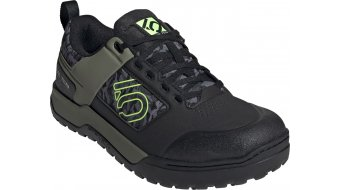 Five Ten Impact PRO MTB(山地)-鞋 男士 型号 38 2/3 (UK 5.5) core black/signal green/legacy green