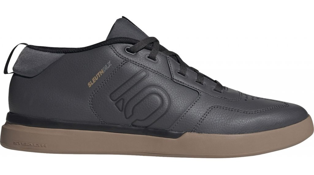 Five Ten Sleuth DLX MID MTB-Schuhe Herren Gr. 42.0 (UK 8.0) grey six/core black/gum