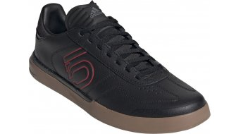 Five Ten Sleuth DLX MTB-Schuhe Herren Gr. 38 2/3 (UK 5.5) core black/scarlet/gum
