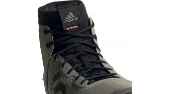 Five Ten Trailcross Mid PRO MTB(山地)-鞋 男士 型号 38 2/3 (UK 5.5) feather grey/core black/signal coral