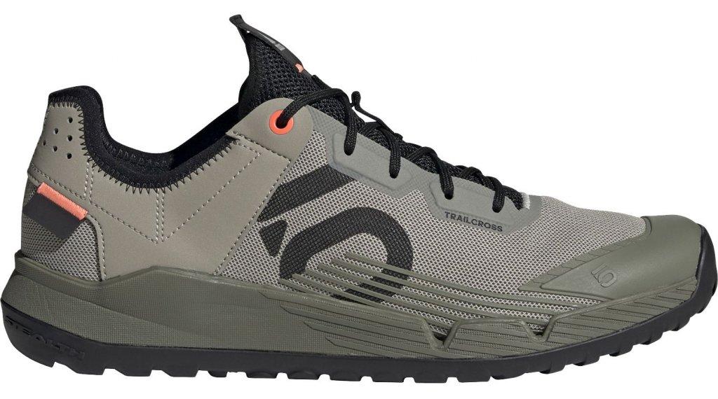 Five Ten Trailcross LT MTB schoenen heren maat 38 23 (UK 5.5) core blackgrey twosolar red