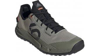 Five Ten Trailcross LT MTB(山地)-鞋 男士 型号 36.0 (UK 3.5) feather grey/core black/signal coral