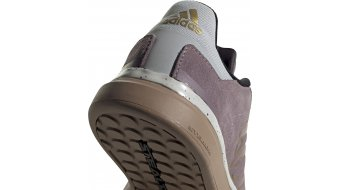 Five Ten Sleuth DLX MTB- shoes ladies size 36.0 (UK 3.5) Legacy purple/mat gold/gum