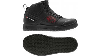 Five Ten Impact Pro Mid Fahrradschuhe Herren Gr. 40 2/3 (UK 7.0) core black/red/core black