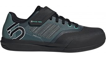 Five Ten Hellcat Pro MTB- shoes ladies (UK core black/crystal white/hazy emerald