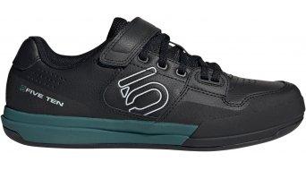 Five Ten Hellcat MTB- shoes ladies (UK core black/crystal white/hazy emerald