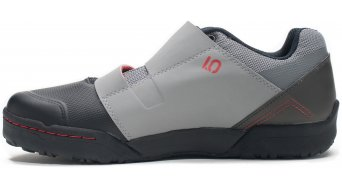 Five Ten Maltese Falcon Race zapatillas MTB tamaño 38.0 (UK5.0) mono grey/rojo Mod. 2015