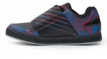Five Ten Freerider ELC Schuhe MTB-Schuhe Gr. 39.5 (UK6.0) psychedelic red/blue Mod. 2016