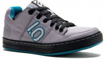 Five Ten Freerider Canvas Wmns MTB schoenen dames grey/teal model 2018