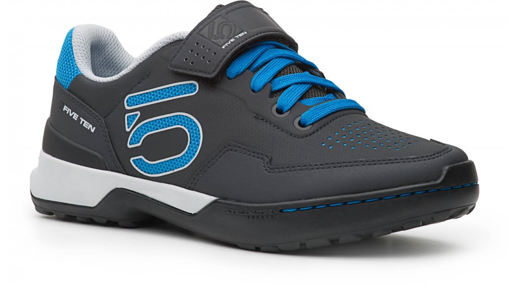 Five Ten Kestrel Lace Wmns SPD scarpe da MTB da donna mis. 37.5 (UK-4.5) shock blue mod. 2018