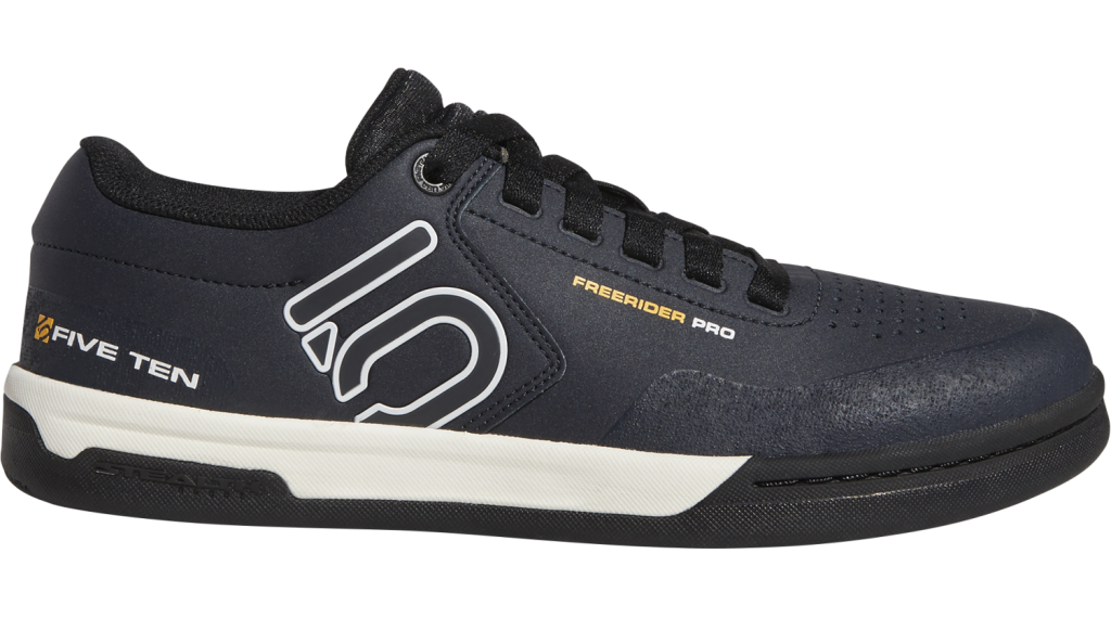 Five Ten Freerider Pro MTB-Schuhe Herren Gr. 38 2/3 (UK 5.5) navy/white/gold