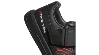 Five Ten Hellcat Pro MTB-Schuhe Herren Gr. 38 2/3 (UK 5.5) black/red/white