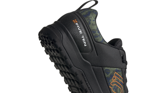 Five Ten Impact Pro MTB-zapatillas Caballeros tamaño 38 2/3 (UK5.5) negro/naranja