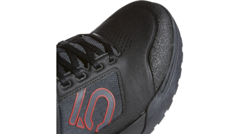 Five Ten Impact Pro MTB-zapatillas Caballeros tamaño 38 2/3 (UK5.5) negro/carbono/rojo