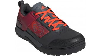 Five Ten Impact per TLD MTB-schoenen heren maat 42.0 (UK 8.0) carbon/strong red/solar red