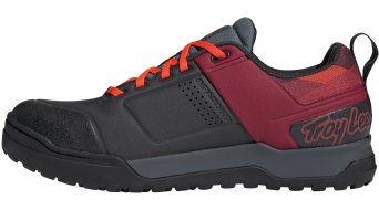 Five Ten Impact Pro TLD MTB- shoes men size 42.0 (UK 8.0) carbon/strong red/solar red