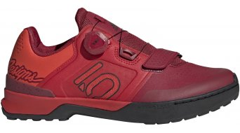 Five Ten Kestrel Pro Boa TLD scarpe da MTB uomini . strong red/core black/hi-res red S18