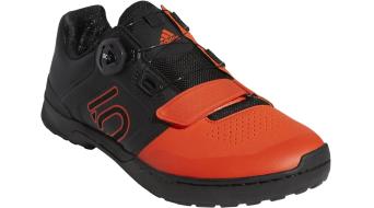 Five Ten Kestrel Pro Boa MTB-Schuhe Herren Gr. 43 1/3 (UK 9.0) black/orange