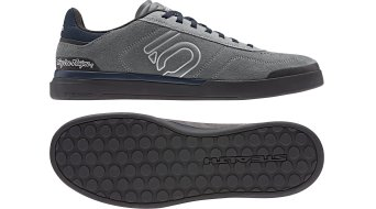 Five Ten Sleuth DLX TLD VTT-chaussures hommes taille 40 2/3 (UK 7.0) gris three F17/clear gris/collegiate navy