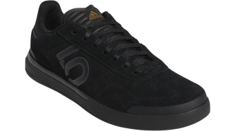 Five Ten Sleuth DLX MTB-Schuhe Herren Gr. 38 2/3 (UK 5.5) black/grey/gold