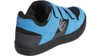 Five Ten Freerider VCS MTB-Schuhe Kinder Gr. 30.5 (UK 12.0) black/white/cyan