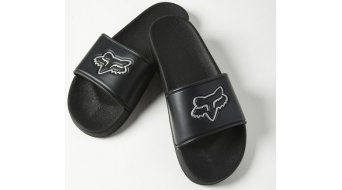 Fox Track Slides Badeschlappen black