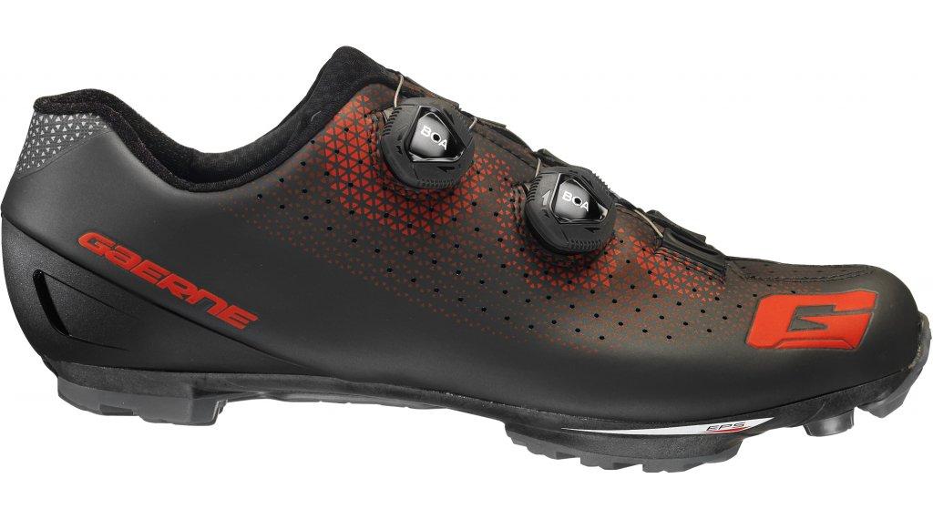 Gaerne G.Kobra Carbon MTB-Schuhe Gr. 39.0 black/red