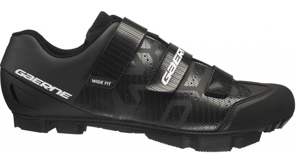 Gaerne G.Laser Wide MTB-Schuhe Gr. 40.0 black
