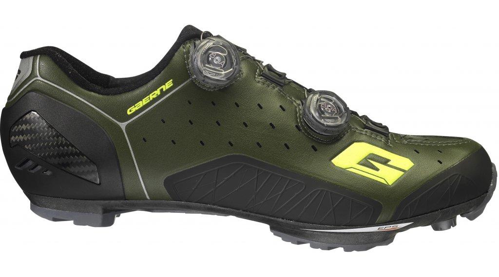 Gaerne G.Sincro Carbon MTB-Schuhe Gr. 39.0 forest green