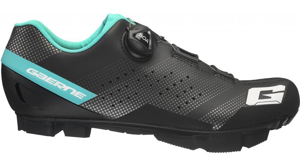 Gaerne G.Hurricane Lady MTB-Schuhe Damen Gr. 37.0 black/light blue