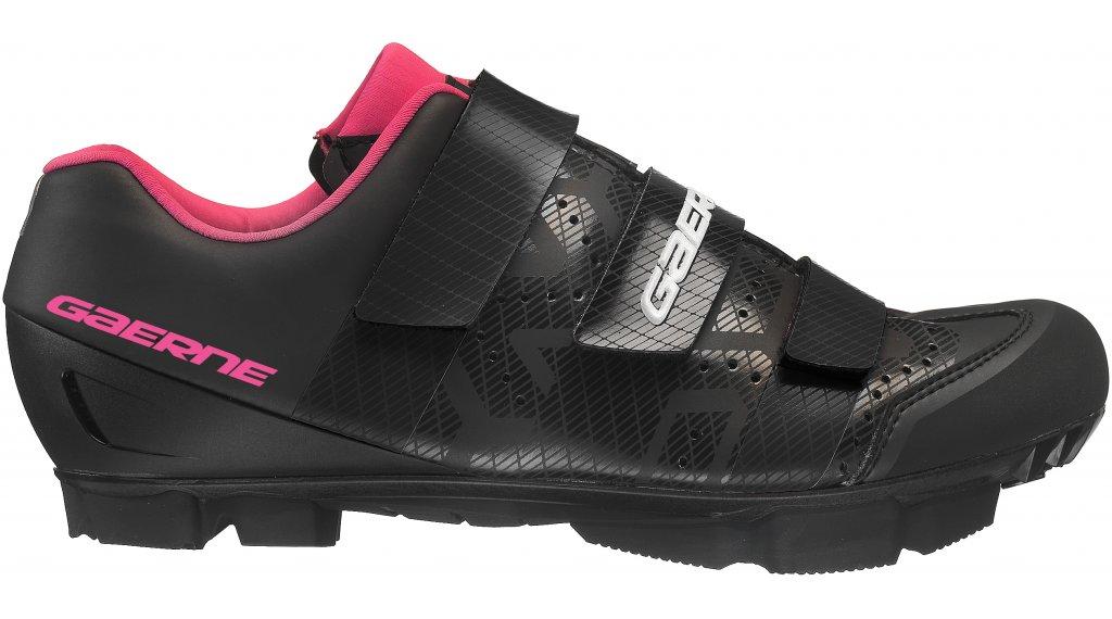 Gaerne G.Laser Lady MTB-Schuhe Damen Gr. 37.0 black/fuxia
