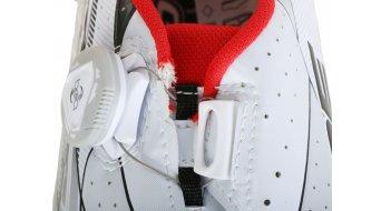 Gaerne carbono G.Sincro MTB-zapatillas Caballeros-zapatillas tamaño 46 blanco- MODELO DE DEMONSTRACIÓN ligeros(-as) usado(-a)