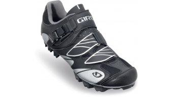 Giro Lady Manta MTB zapatillas tamaño 38 negro/gris Mod. 2014