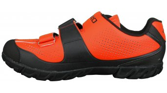 Giro Terraduro MTB zapatillas tamaño 45,5 glowing rojo/negro Mod. 2016