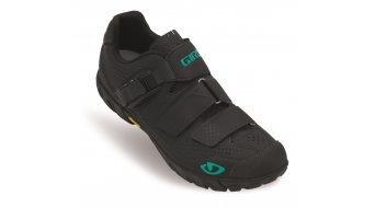 Giro Terradura MTB schoenen dames-schoenen black/dynasty green model 2017