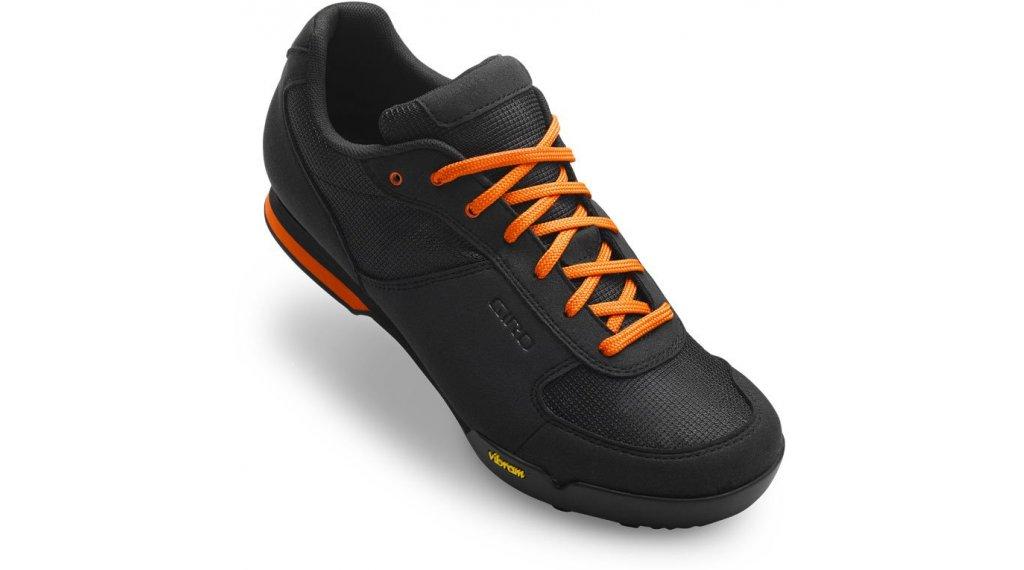Giro Rumble 前轮 MTB(山地)-鞋 型号 39.0 black/glowing red