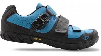 Giro Terraduro MTB Schuhe Gr. 42.5 blue jewel/black Mod. 2019