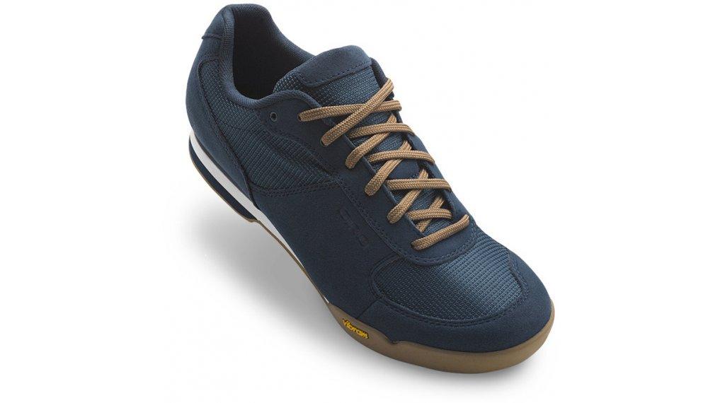 Giro Rumble 前轮 MTB(山地)-鞋 型号 39.0 blue/gum