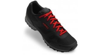 Giro Gauge MTB-Schuhe black/bright red