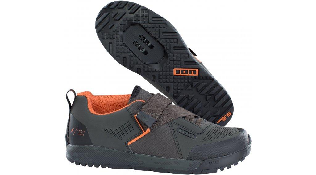 ION Rascal SPD MTB-Schuhe Gr. 37.0 root brown