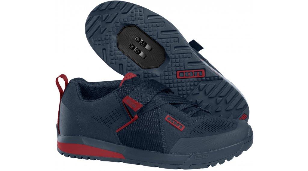 ION Rascal SPD MTB shoes size 38 blue nights