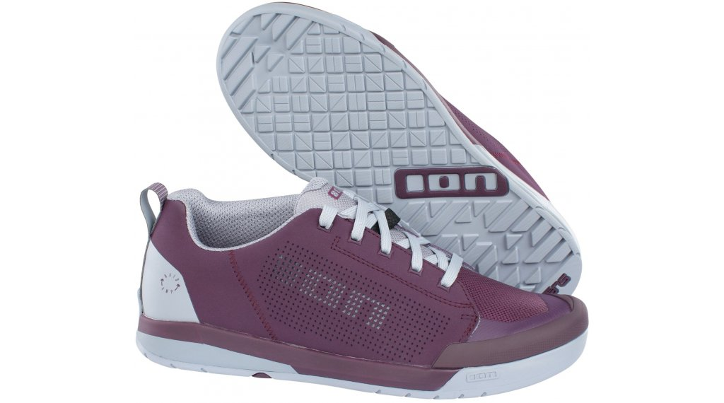 ION Raid AMP II VTT-chaussures taille 37 rose isolver