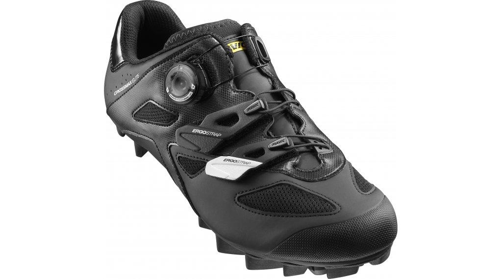 Mavic Crossmax Elite MTB-Schuhe Gr. 38 2/3 (5.5) black/black