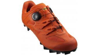 Mavic Crossmax Elite MTB-Schuhe Gr. 44 2/3 (10.0) red/orange