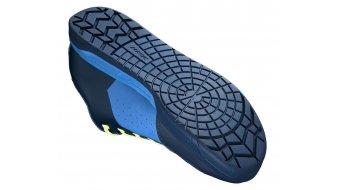 Mavic Deemax Elite Flat MTB(山地)-鞋 型号 42 (8.) poseidon/indigo bunting/safety yellow