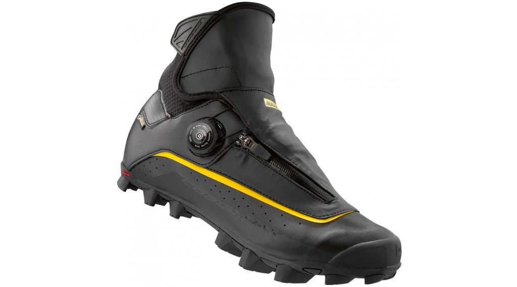 Mavic Crossmax SL Pro Thermo Winter MTB-Schuhe Herren Gr. 36 (3.5) black/black